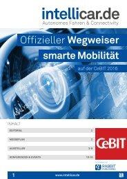 Offizieller Wegweiser smarte Mobilität