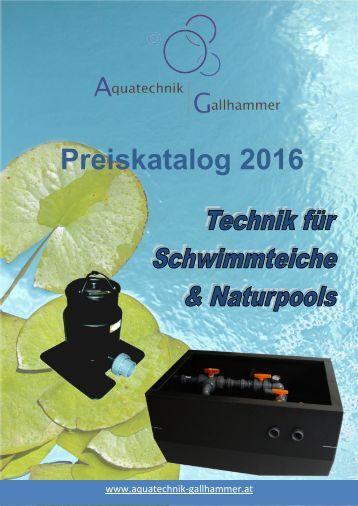 Preiskatalog 2016