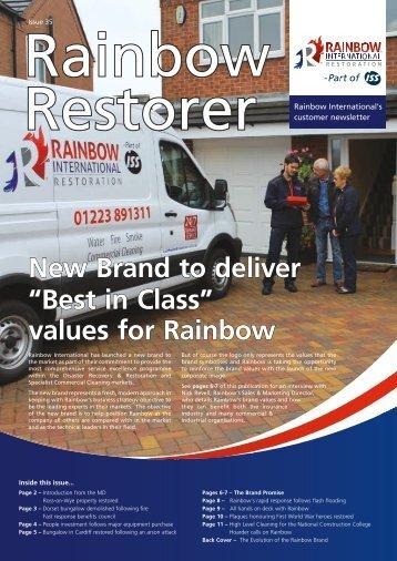 Rainbow Restorer