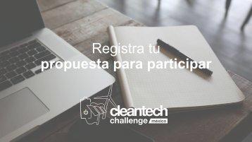 propuesta para participar