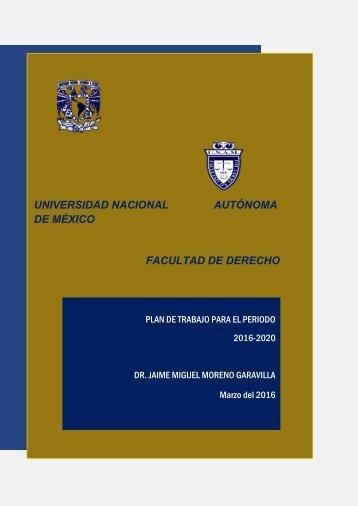 UNIVERSIDAD NACIONAL DE MÉXICO AUTÓNOMA FACULTAD DE DERECHO