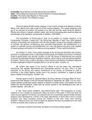 Kira Ganter DISEC Position Paper 2.28.12 - Montessori Model ...