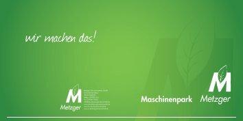LU-Metzger_Broschuere_Maschinenpark