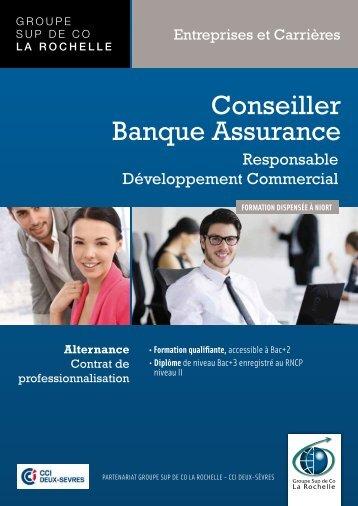 Conseiller Banque Assurance
