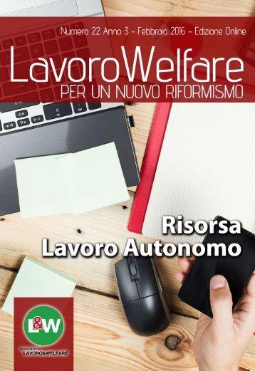 Risorsa Lavoro Autonomo