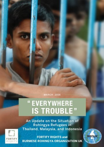 """""""Everywhere is Trouble"""""""
