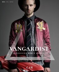 VANGARDIST Magazine | Issue 58 | The Car Issue