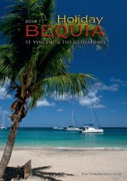 Holiday Bequia 2016 Edition