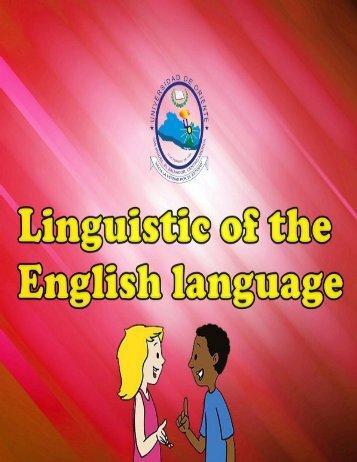 E- portfolio Linguistic