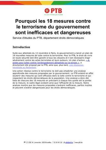 etudeptb_18mesuresantiterroristes