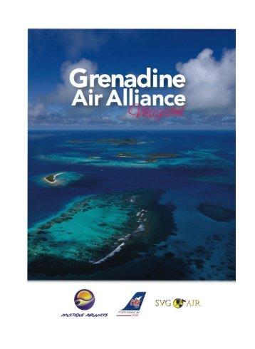 Grenadine Air Alliance Magazine 2016