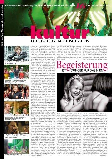 KulturBegegnungen Nr. 16