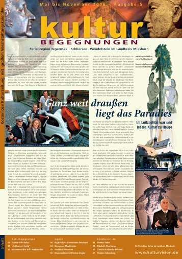 KulturBegegnungen Nr. 05