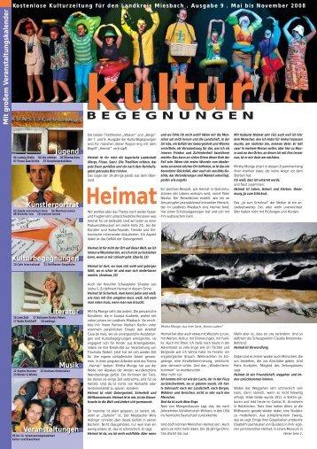 KulturBegegnungen Nr. 09