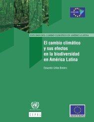 El cambio climático y sus efectos en la biodiversidad en América Latina