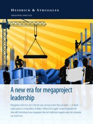 A new era for megaproject leadership