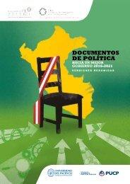 DOCUMENTOS DE POLÍTICA