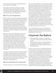 Rewriting the Tax Code for a Stronger More Equitable Economy - Page 7
