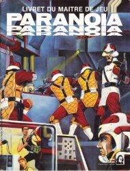 Paranoïa - Le Livret du Maître