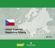 Como Exportar República Tcheca