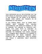 linguistic Eportafolio - Page 2