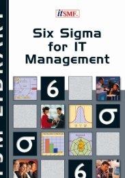 Six Sigma - Sample - itSMF Canada