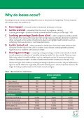 Reducing lamb losses for Better Returns - Page 5
