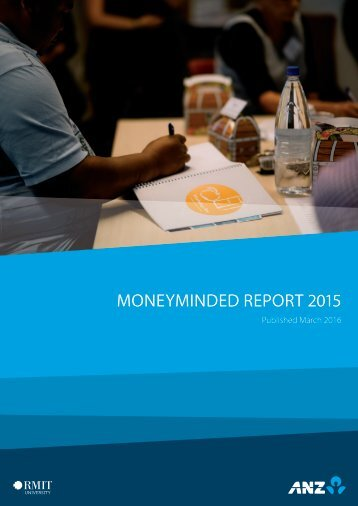 MONEYMINDED REPORT 2015