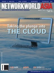 THE CLOUD - Networks Asia