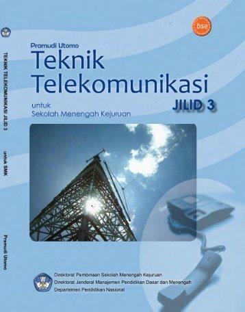 smk12 TeknikTelekomunikasi PramudiUtomo
