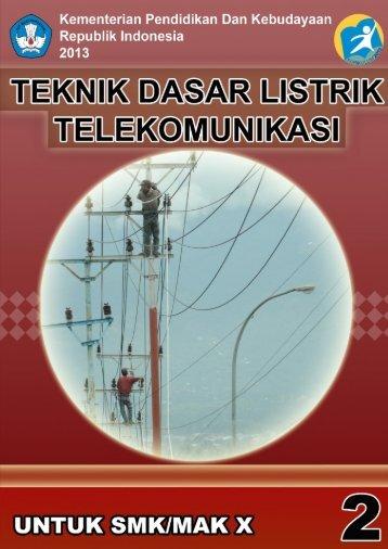 Teknik Dasar Listrik Telekomunikasi