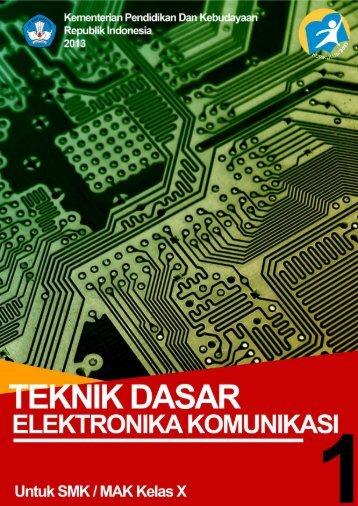 Teknik Dasar Elektronika Komunikasi(1)