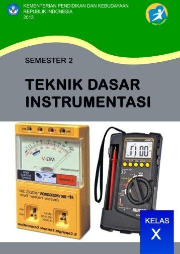 Teknik Dasar Instrumentasi