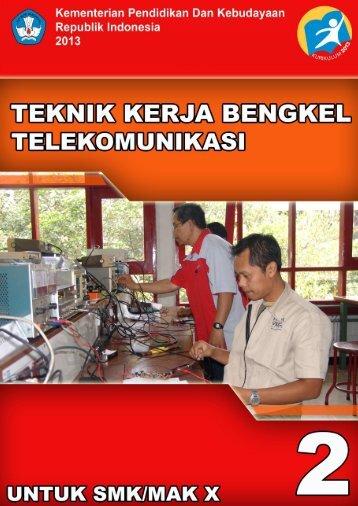 Teknik Kerja Bengkel Telekomunikasi