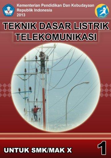 Teknik Dasar Listrik Telekomunikasi(1)