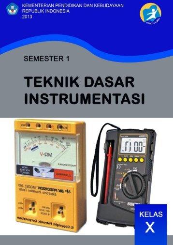 Teknik Dasar Instrumentasi(1)