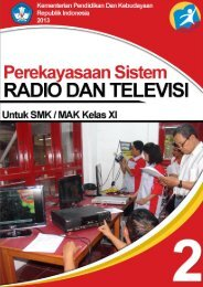 Perekayasaan Sistem Radio dan Televisi