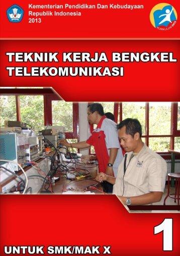 Teknik Kerja Bengkel Telekomunikasi(1)