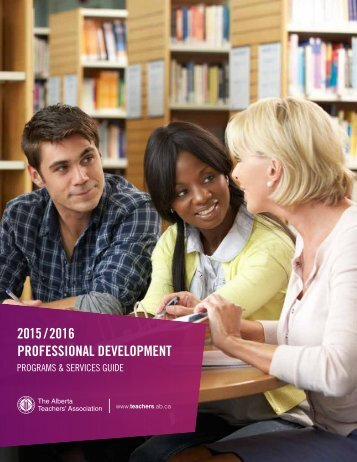 2015 /2016 PROFESSIONAL DEVELOPMENT