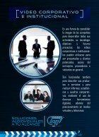 brochure portafolio servicios clap media - Page 5