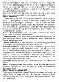 Manual de Noivos de São Paulo - Page 5