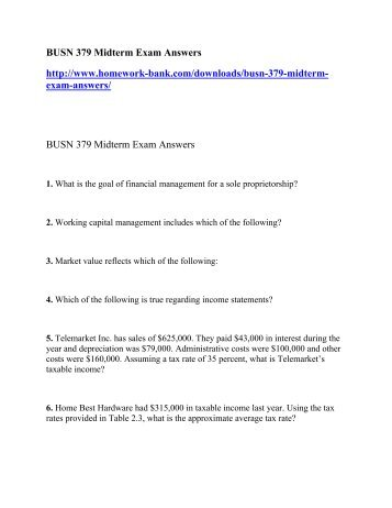 fin 516 final exam Fin 516 financial statement analysis for investment management   management and will cover the materials in the cfa level 1 and level 2 exam  curricula.