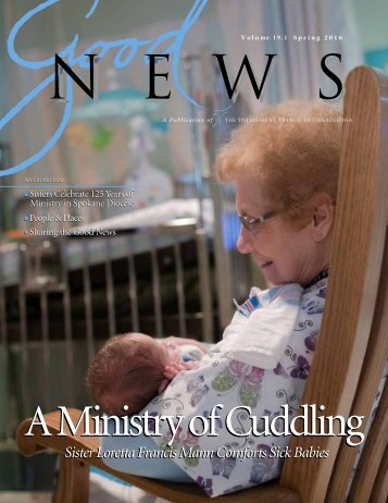 A Ministry of Cuddling