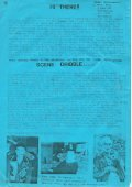 Object Dismembered Fanzine, Issue 1, 1985  - Page 2