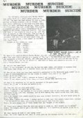 Object Dismembered Fanzine, Issue 1, 1985  - Page 3