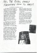 Object Dismembered Fanzine, Issue 1, 1985  - Page 7
