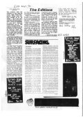 Refuse to Die Fanzine - Editions 1982 - Page 2