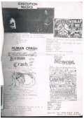 Stone the Flamin Crows Fanzine 1986 - Page 5