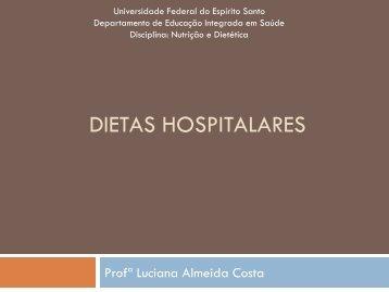 Aula 7 - Dietas Hospitalares PDF