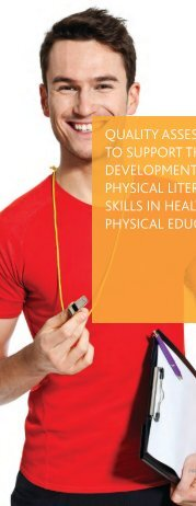 PHYSICAL LITERACY SKILLS IN HEALTH AND PHYSICAL EDUCATION